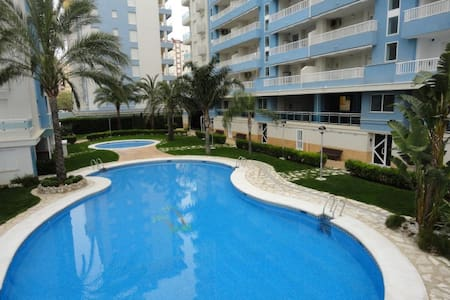Apartment in Gandia Beach - Grau i Platja - Wohnung