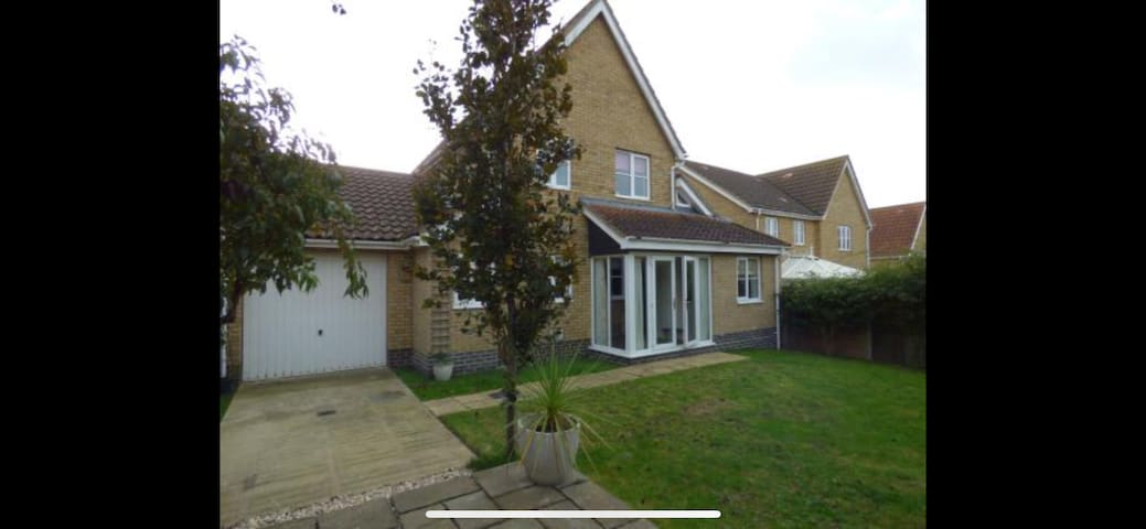 Entire Three Bed Detached House