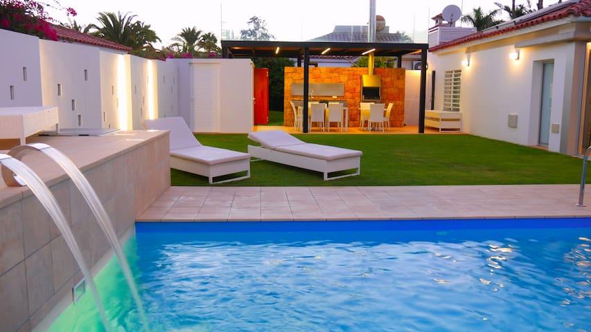 VILLA CALMA  Luxury Villa Maspalomas