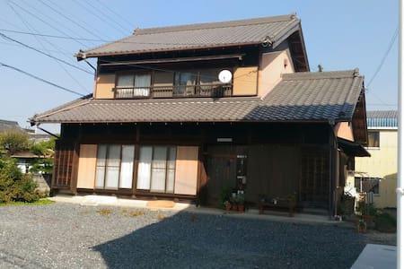 和風日本家屋 - 四日市市, 三重県, JP