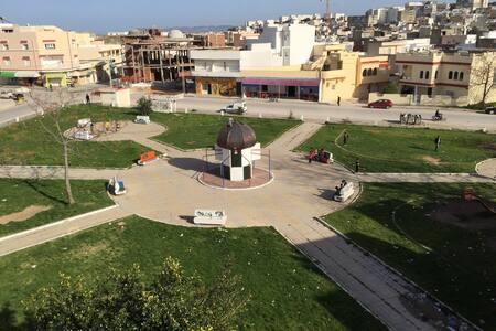 Appartement spacieux et lumineux à 5mn de la mer - Bizerte