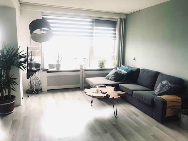 Lovely apartment near the city center of Groningen