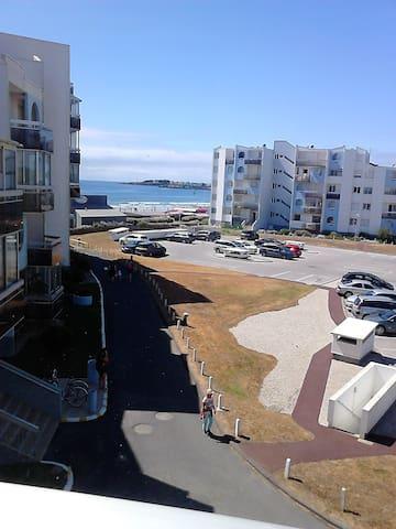 T2 en bord de mer - Saint-Gilles-Croix-de-Vie - Apartamento
