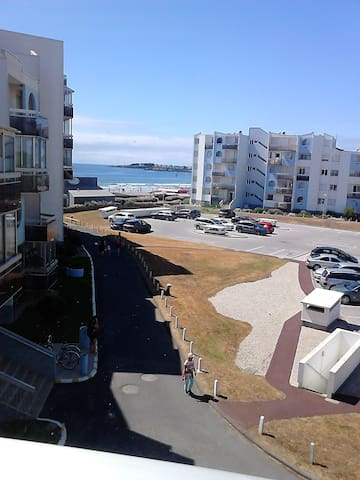 T2 en bord de mer - Saint-Gilles-Croix-de-Vie - Apartment