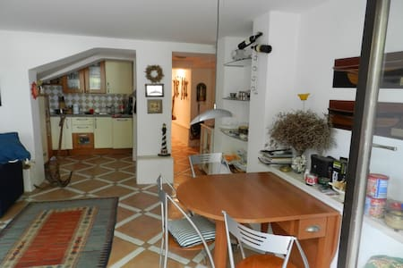 Apartment front Beach Location Strunjan - Salinera - Strunjan