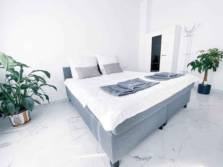 Luxury Boutique Apartment Leipzig - Self-Check-in