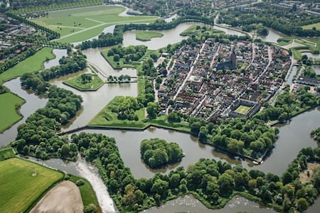 Charming Full House at ancient City near Amsterdam - Naarden