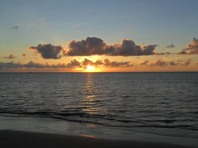 Amanhecer - Praia de Peroba
