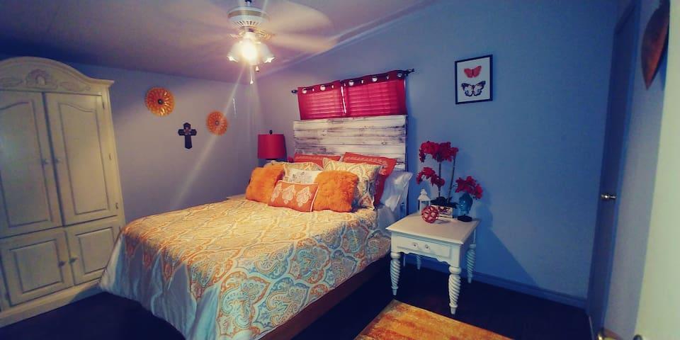 Boho Guest Room