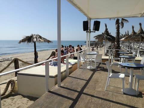 Villa on the sea Le Capannine