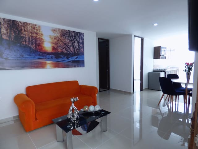 apartamento centrico San Gil/ Downtown apartment