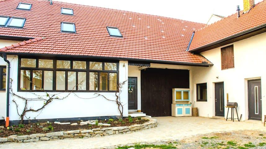 Dešov 119 - Ubytování blízko Vranovské přehrady