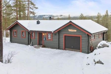 Cabin in Ljørdalen-Trysil