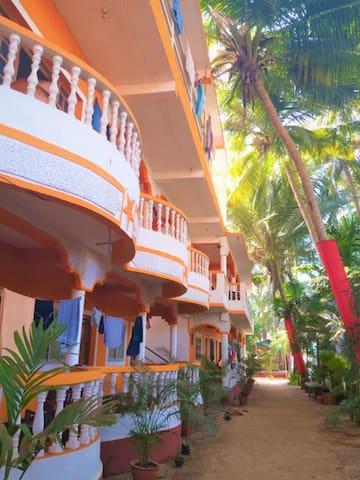 Samantha inn Beach resort
