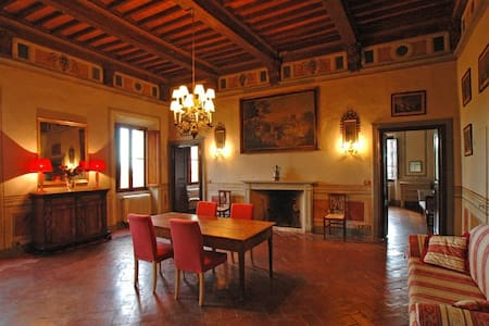 Amazing accommodation for 4 people  near Siena - 卡斯德爾諾沃貝拉登卡