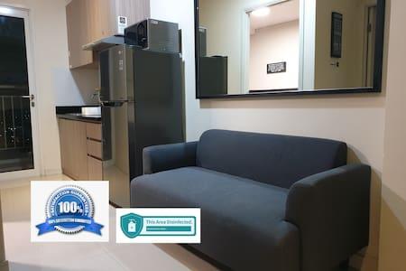 (WIFI) Cozy apartment @ MadisonPark-City Center