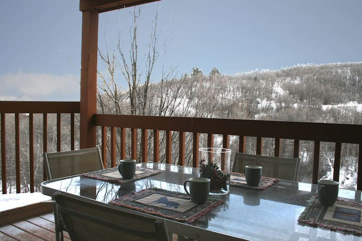 Private House in Woods! Best Views! Ski & Relax! - Eden