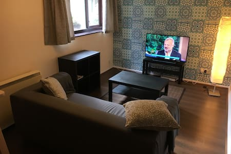 Ground floor 1 bed flat in Fallowfield. - Manchester