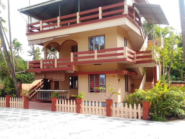 Villa One - North Paravur - Hus