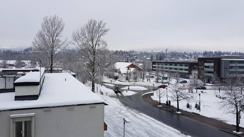 Double BR in Bekkestua town center