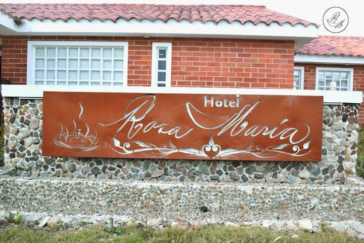 Hotel Boutique termalRosa María - Habitación #9