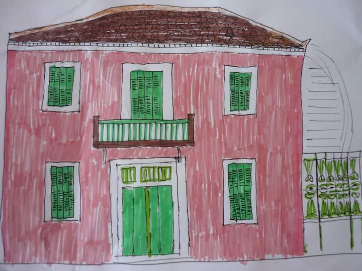 Elisavet's house