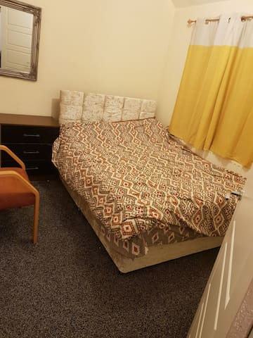 Double room for females only