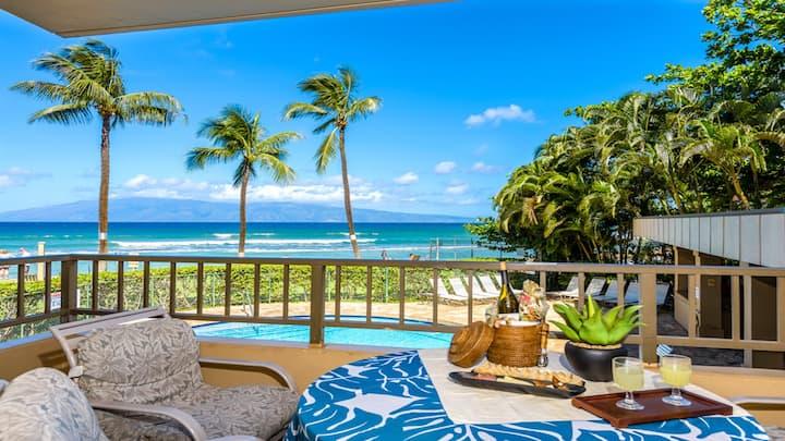 PM 123 Ocean Front Property, Fun Family Resort!