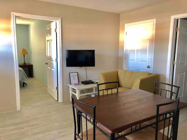 Suite 203 - 1 BR Apartment - Sandy Beach Suites