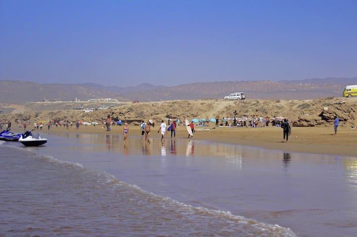 Croco Imouran Nice beach to relax