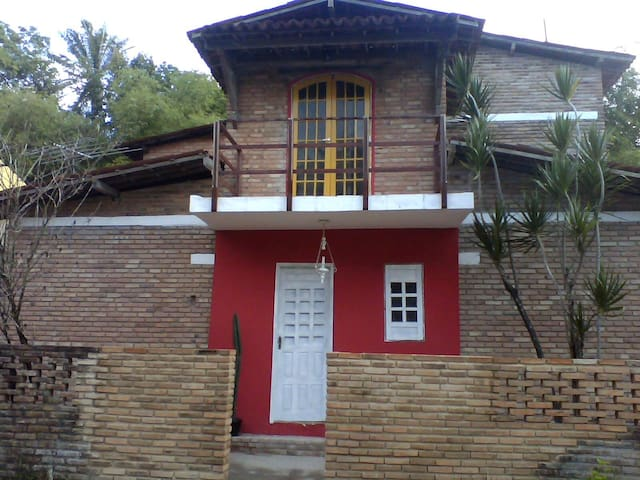 Casa à 100mts da praia de Riacho Doce - Maceió - Huis