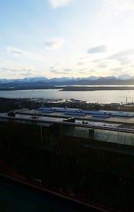 Fint lyst rom nært sentrum - Molde