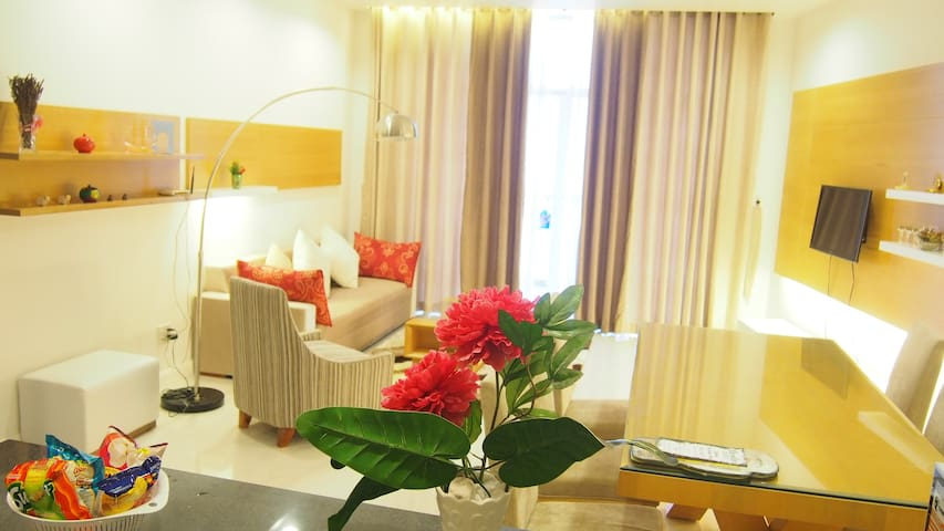 Amazing Sea View-Modern Resort Apt - tp. Phan Thiết - Apartment