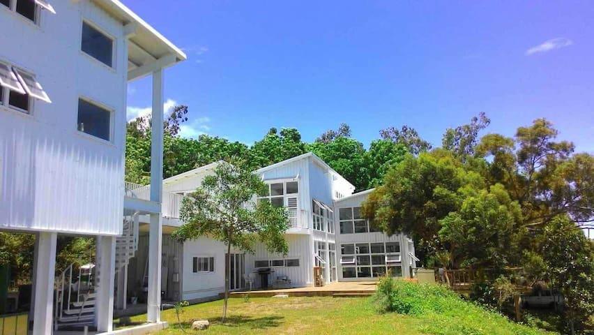 浪漫滿屋的房子 , 月光海~~(雙人房)