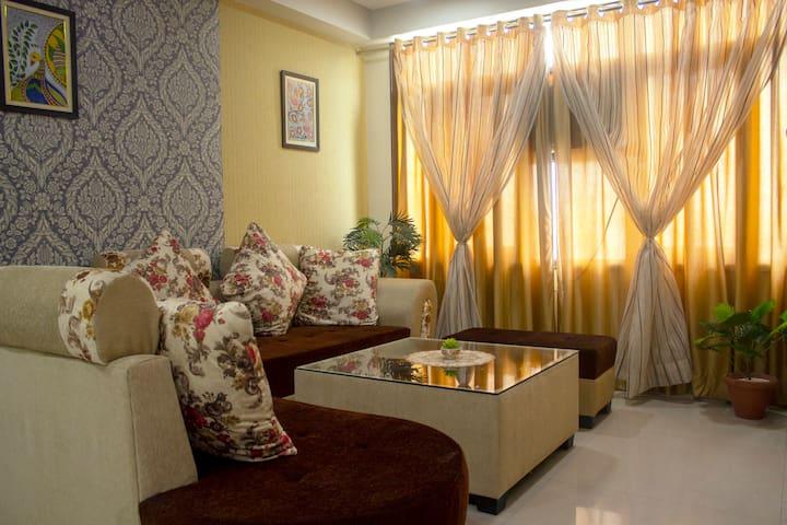 Fully Furnished & Independent 2BHK Condominium