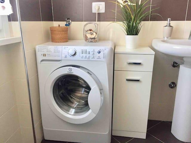 Bagno/lavatrice