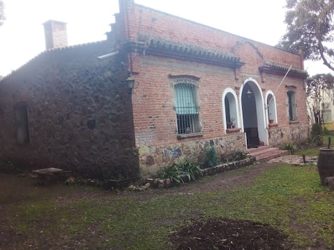Las Chuñas in the heart of La Caldera