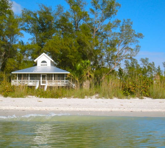 Sea Star Beachhouse on Little Gasparilla Island