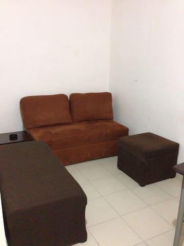 Departamento amueblado en Animas - Xalapa - Apartment