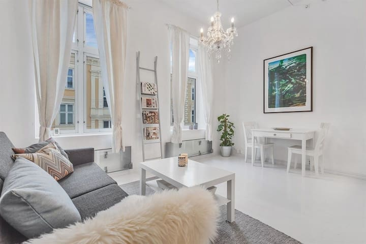 Modern studio - central location! - Oslo - Lägenhet