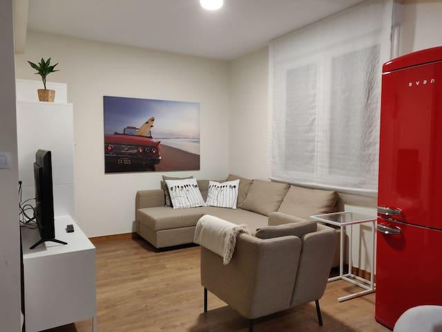 Bonito piso + garaje. 3 p. Zona Deusto Euskalduna