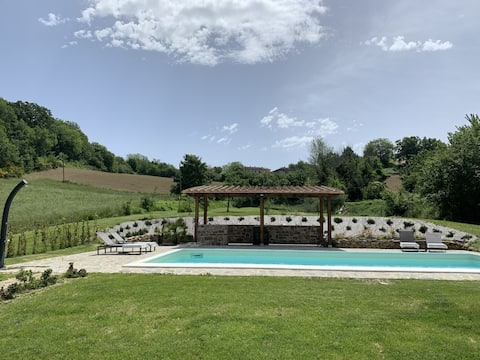 Rustico Italico - Familiehus med privat pool