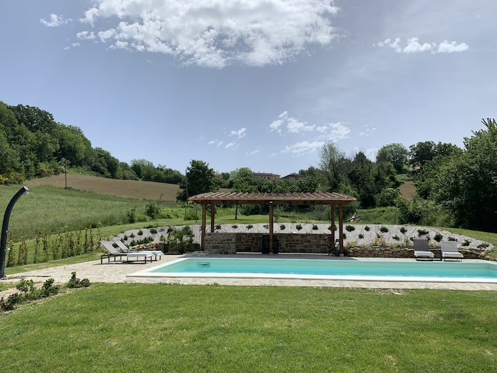 Rustico Italico - Family house with private pool