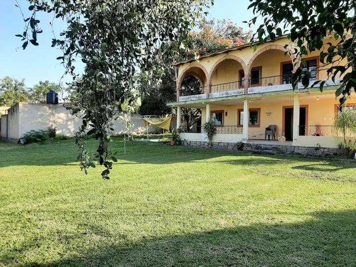 Casa Hacienda San Miguel