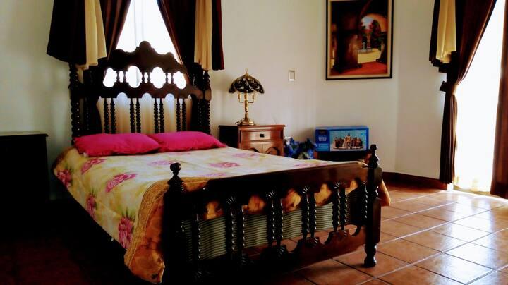 Apartamento acogedor en un ambiente colonial