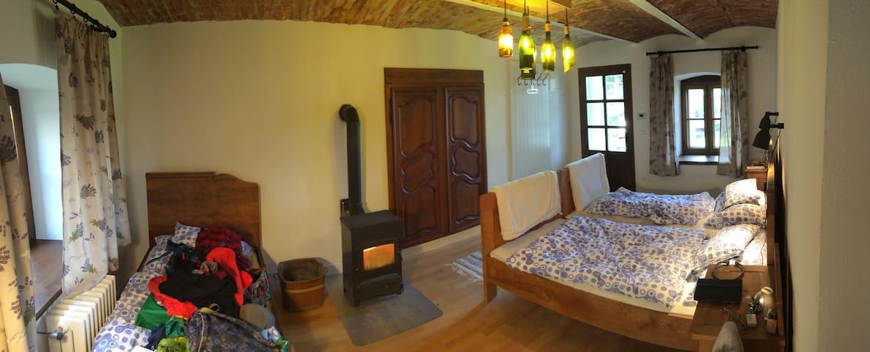 Gyönyörű parasztház Zircen 4-es - Zirc - House