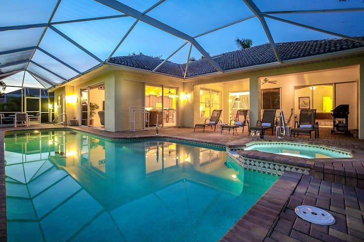 Villa Blue Lagoon - Cape Coral - Villa