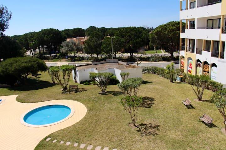 Perfect Apartment for holidays in Vilamoura - Quarteira - Lägenhet