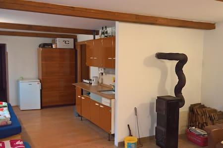 Ubytování v soukromí - Bobrová - บ้าน