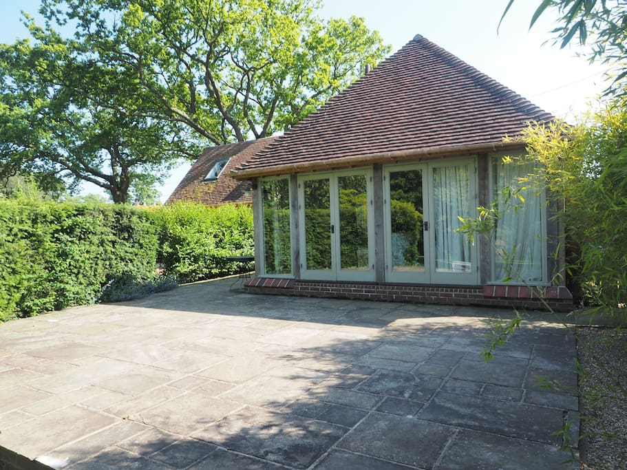 Self Contained Barn in grounds of Grade II listed property